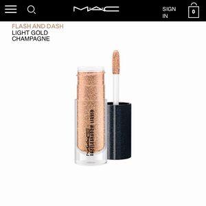 MAC Dazzleshadow Liquid Eyeshadow NEW